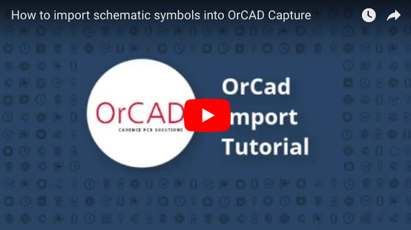 Download free OrCAD libraries for millions of electronic